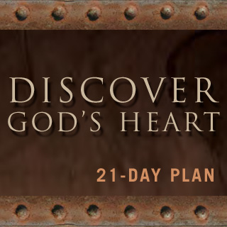 Discover God's Heart Reading Plan