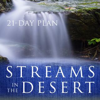 Streams in the Desert Reading Plan