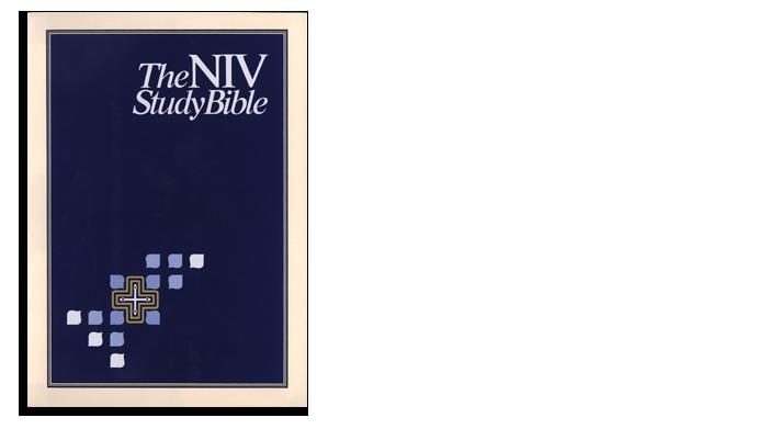 NIV Study Bible - NIV Bible