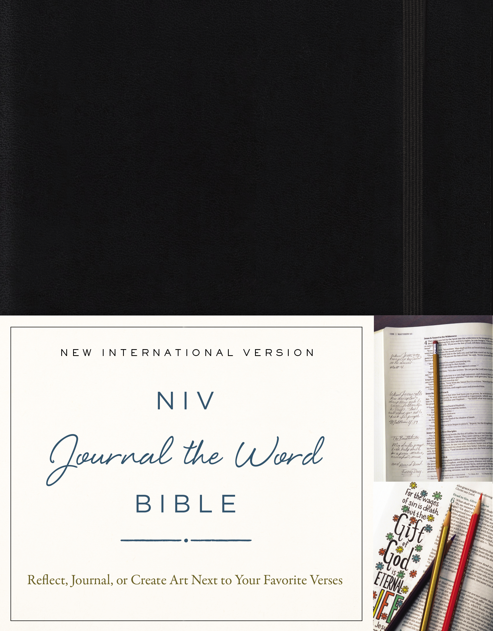 Thomas Nelson and Zondervan Release New Journal the Word™ Bibles