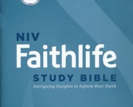 NIV Faithlife Study Bible Encourages Readers to Stay Curious about God's Word
