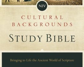 International Book Award Winner and Bible of the Year to Release in NKJV