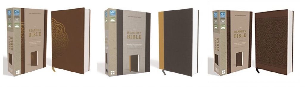 Enter into the Story of God's Word with the NIV Reader's