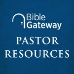 Resources for Pastors | NIV Pastor Resources | NIV Bibles for Churches