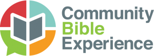 Community Bible Experience logo
