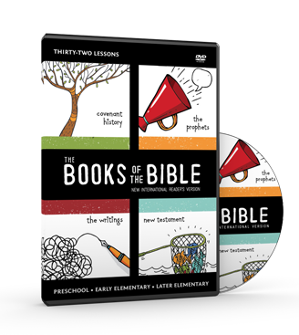 Community Bible Experience DVD NT