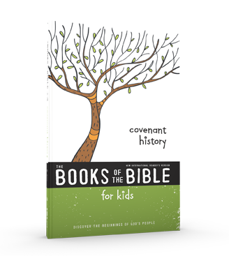 Community Bible Experience for Kids - Covenant History