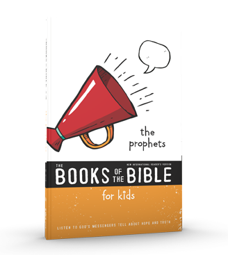 Community Bible Experience for Kids - the Prophets