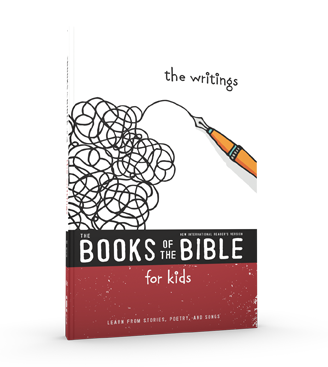 Community Bible Experience for Kids - Writings