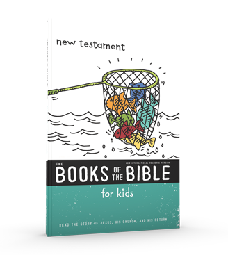 Community Bible Experience for Kids NT