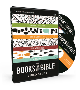 Community Bible Experience Books of the Bible Video Study