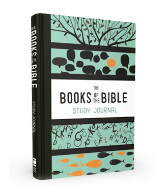 Community Bible Experience Books of the Bible Study Journal