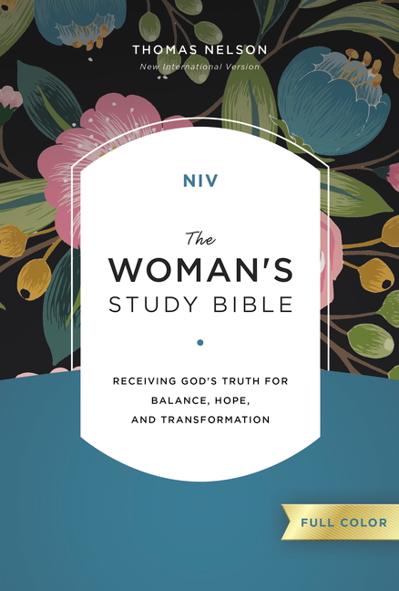 NIV Woman's Study Bible