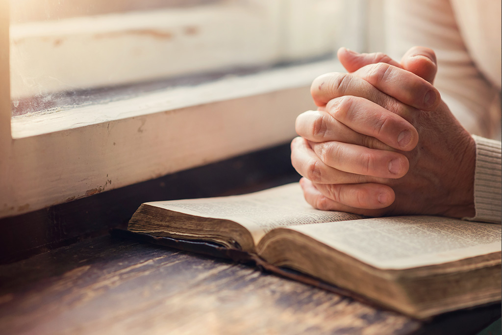 Praying Scripture - NIV Blog | Why Pray Scripture | How to Use God's Word  in Prayer