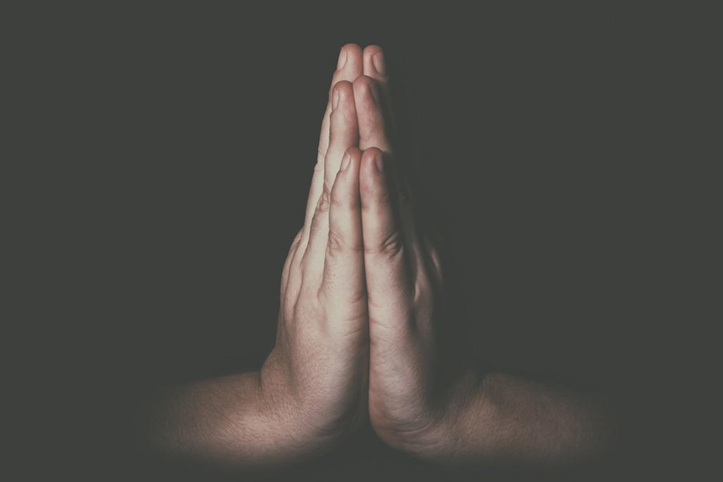 Pray?