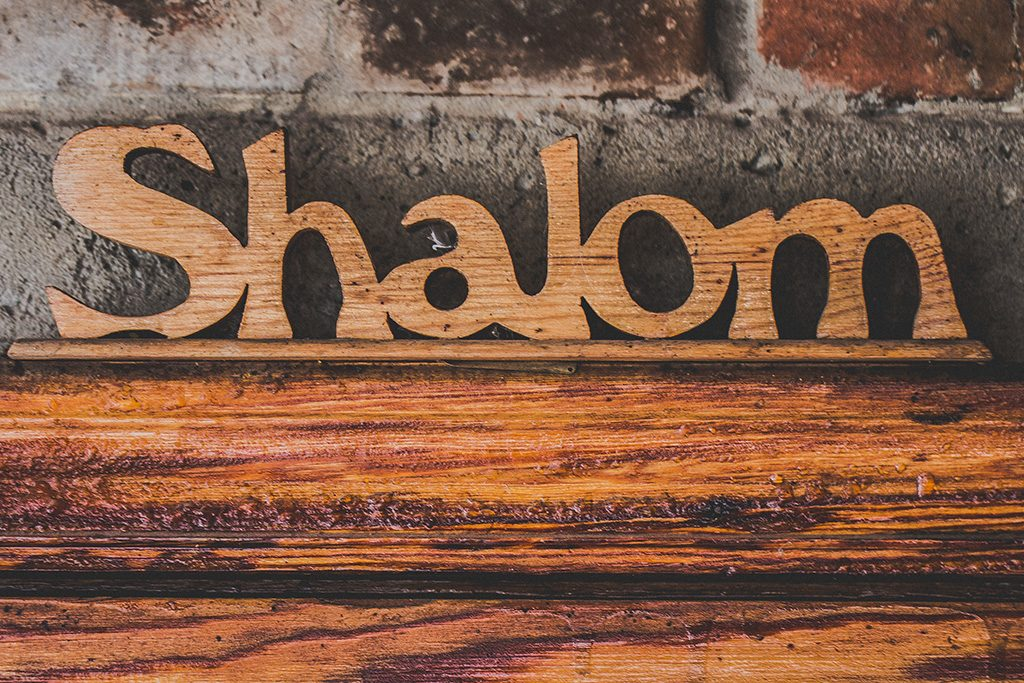 The Meaning Of Shalom In Bible