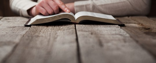 How to Read the Bible Chronologically