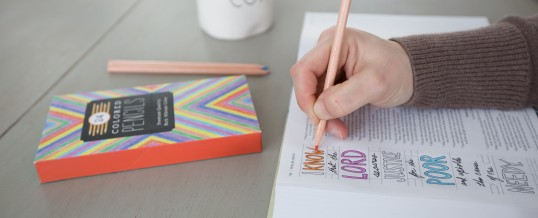 How to Choose the Best Bible Journaling Tools