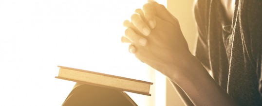 How to Pray the Bible Back to God