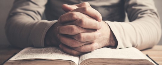 How to Pray Using Scripture