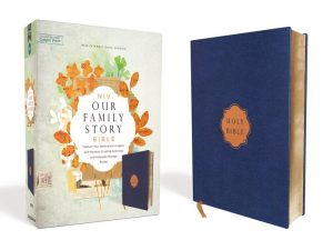 NIV Our Family Story Bible