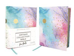 NIV Artisan Collection, multi-colored
