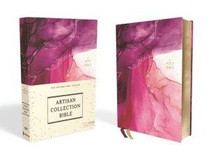 NIV Artisan Collection, pink