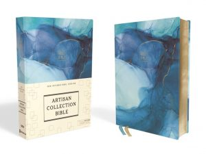 NIV Artisan Collection, Blue