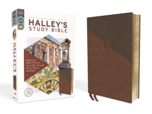 NIV Hailey's Study Bible