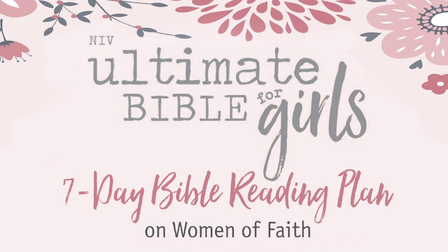 Ultimate Bible for Girls reading plan