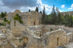 pool of bethesda in the bible