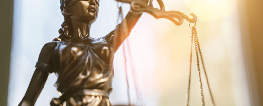 The God of Justice: A Study of Justice and Mercy Verses Found Throughout the Bible