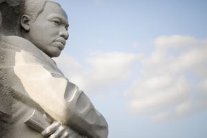 Faithful Martin Luther King Jr.