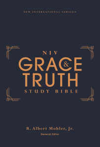 NIV Grace Truth Study Bible