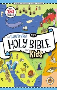 NIrV Illustrated Holy Bible for Kids