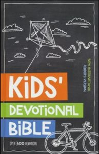 NIrV Kids' Devotional Bible