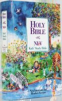 NIrV Kid's Study Bible