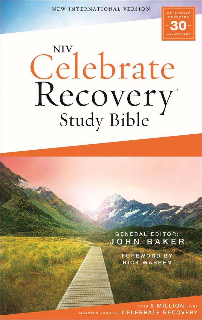 NIV Celebrate Recovery Study Bible